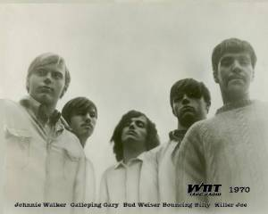 WTIT Staff 1970 lettered