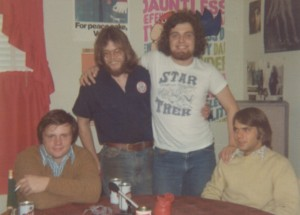 WTIT Staff 1974