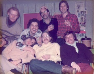 WTIT Staff 1976