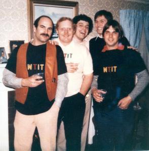WTIT Staff 1982