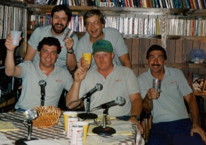 WTIT Staff 1986m