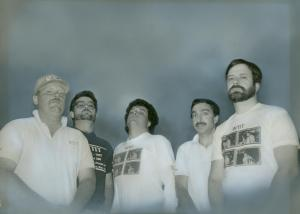 WTIT Staff 1987