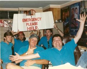 WTIT Staff 1991
