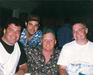 WTIT Staff 1996
