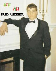 bud 1967 with print