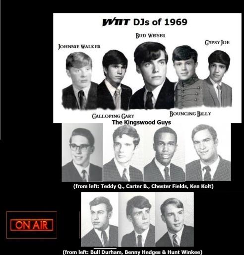 1969 DJs (all)!