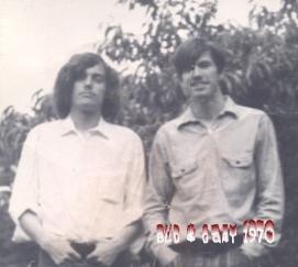 Bud & Gary 1970