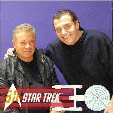 Bud & Bill Shatner
